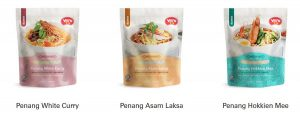 Vits taste of malaysia