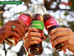 Share a Coke in Pakistan
