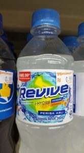Revive hydr8