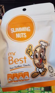Slimming nuts