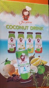 Jeri Ann coconut water