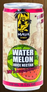 Maya Watermelon Juice in can