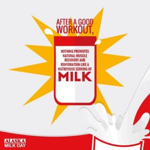 Milk and benefits