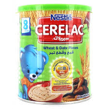 cerelac with dates