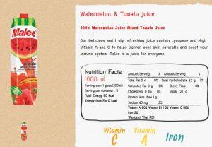 watermelon malee