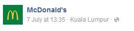 McDonald's Green