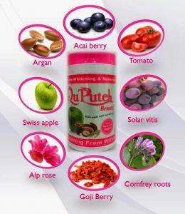 Qu puteh collagen drink