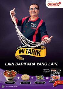 mamee chef tarik