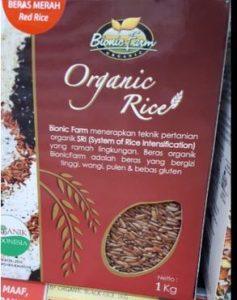 Bionic Farm Red Rice