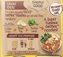 maggi-oatmee