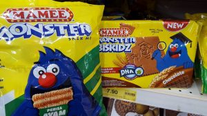 mamee-monster