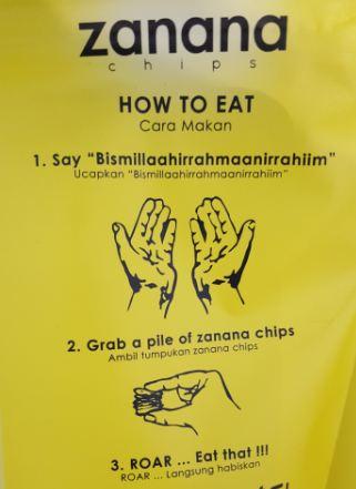 zanana-how-to-eat