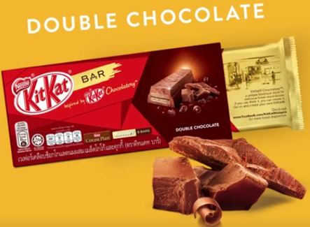New Kitkat Bar Inspired By Kitkat Chocolatory Mini Me