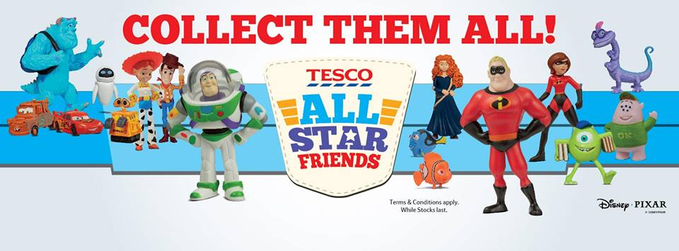 Tesco malaysia is back with the new all star friends however the second edition of the campaign is rather disappointing