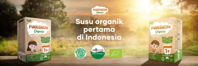 Organic milk powder gets the spotlight in Indonesia, Vietnam